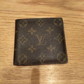 ルイ・ヴィトン財布。
