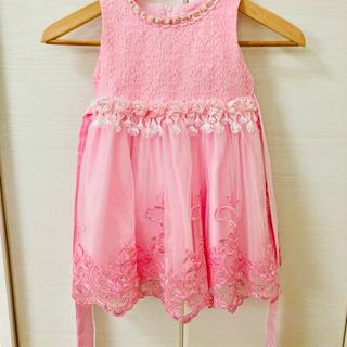 ドレス サイズ100