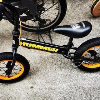 HUMMER ペダルなし自転車