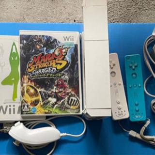 Wii 本体とその他