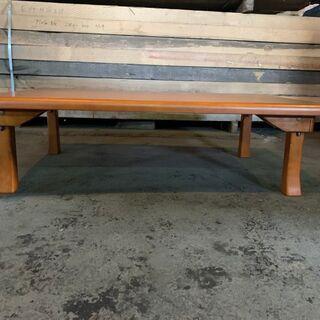 ニトリ 折りたたみテーブル 木製 ウレタン樹脂塗装 格安 早いもの勝ち 配送OK - 札幌市