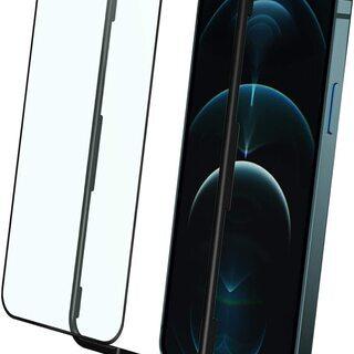 【新品・未使用】iPhone 12 アンチグレア+ブルーラ…