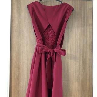 【ネット決済】結婚式 フォーマル ドレス