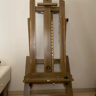 木製 イーゼル 定価¥123,000