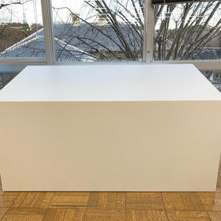 展示台、什器 斜め天板