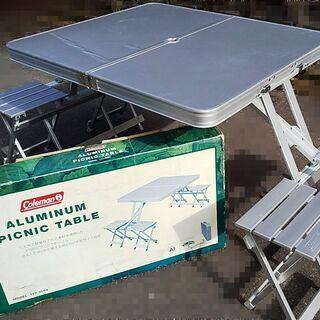 コールマン(Coleman) アルミピクニックテーブル 170-...