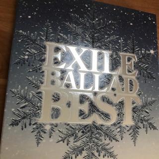 EXILE BALLAD BEST 1CD+1DVD