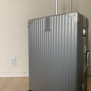 【~5/10】RIMOWA風スーツケース 60L【60%off】