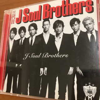 三代目JSB 1st アルバム J Soul Brothers ...