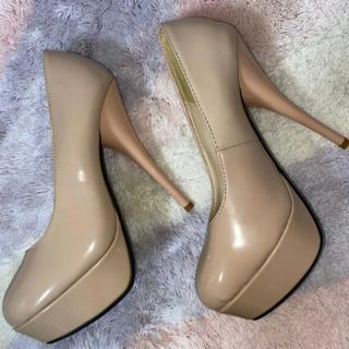ピンヒール 22~22.5cm - 靴/バッグ