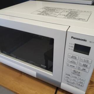 Panasonicオーブンレンジ 1年程度使用