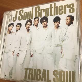 三代目JSB アルバム TRIBAL SOUL 1CD+1DVD