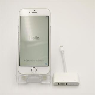 iPhone8 シルバー 64GB SIMフリー 本体+V…
