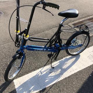 SCOOMA 折りたたみ自転車 未使用品