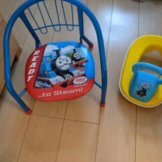 トーマス椅子、トイレトレーニング便座