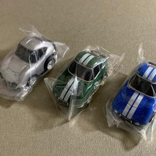 ちびっこチョロQ トヨタ2000GT  3台セット