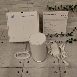au Speed Wi-Fi HOME L01