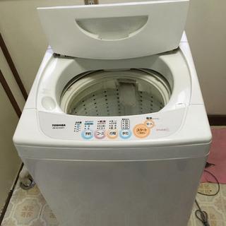 TOSHIBA 全自動電気洗濯機(家庭用) AW-421S