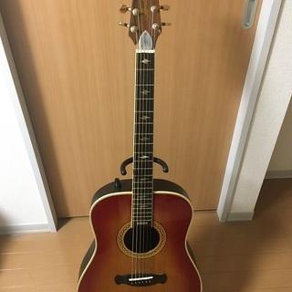 【ネット決済】(単板トップ)トルネードSX エレアコギター