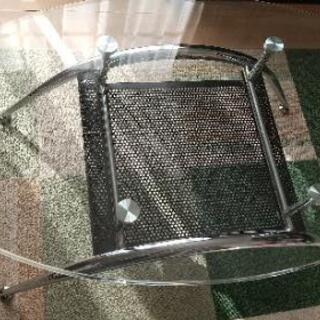 【無料】ガラス ローテーブル