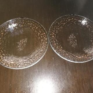 アテニア&アフタヌーンティーコラボ☆ガラス皿2枚セット