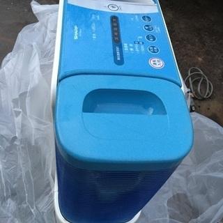 ハイブリッド加湿器 SHARP 除菌イオン搭載加湿器 リビ…