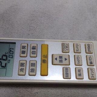 FUJITSU エアコンのリモコン