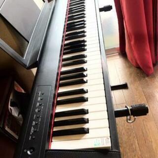 【ネット決済】動作品 YAMAHA ヤマハ 電子ピアノ 中古 配...