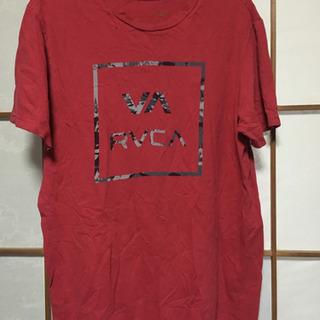 RVCA Tシャツ 赤