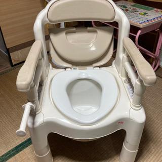 介護用トイレ椅子
