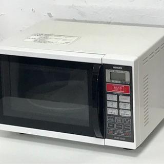 山善 オーブンレンジ MOR-1550(W)