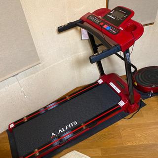 ALINCO アルインコ ランニングマシン(AFR2120)