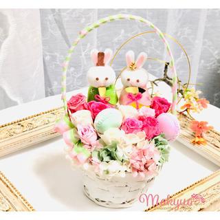 【対面・オンライン】プリザーブドフラワーでお花いっぱいのひな祭り...