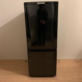 一人暮らし用三菱冷蔵庫