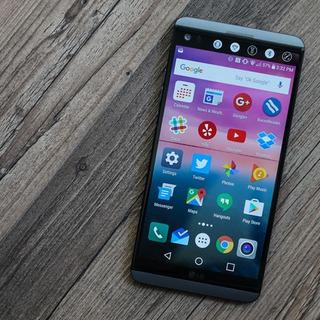 LG V20(H990N)(デュアルSIM)(SIMロック…