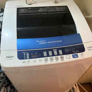 ♡0円♡洗濯機♡
