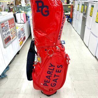 【別館】PEARLY GATES エナメル キャディバッグ、販売...