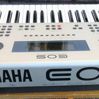☆ヤマハ YAMAHA EOS B900 シンセサイザー◆小室哲哉プロデュースの最先端ワークステーション - 楽器