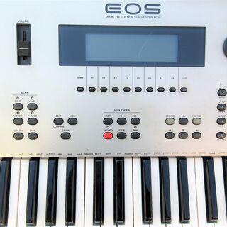 ☆ヤマハ YAMAHA EOS B900 シンセサイザー◆小室哲哉プロデュースの最先端ワークステーション - 売ります・あげます