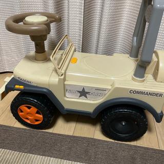足こぎ幼児車