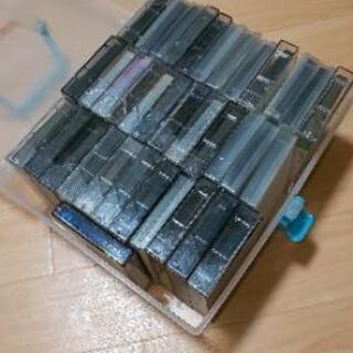 カセットテープ  中古(ノーマルポジション)