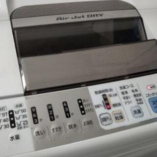 日立洗濯機NW-Z78★2012年製