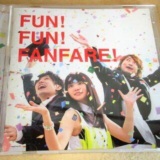 ☆いきものがかり/FUN!FUN!FANFARE!◆老若男女誰もが楽しめるJ-POP CDの画像