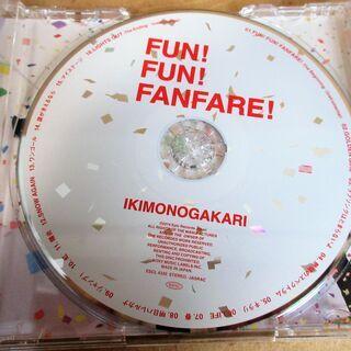 ☆いきものがかり/FUN!FUN!FANFARE!◆老若男女誰もが楽しめるJ-POP CD - 本/CD/DVD