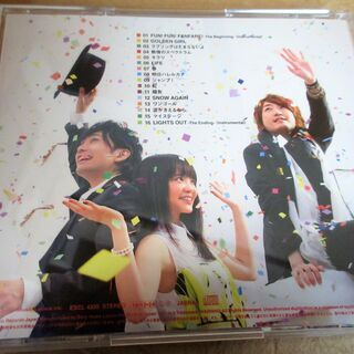 ☆いきものがかり/FUN!FUN!FANFARE!◆老若男女誰もが楽しめるJ-POP CD - 売ります・あげます
