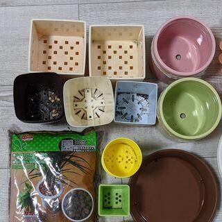 【引取歓迎】観葉植物用園芸用品 − 愛知県