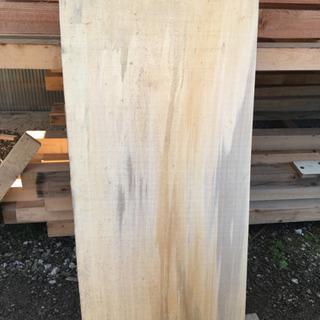 天然ポプラの樹一枚板