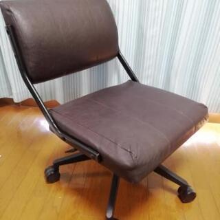 在宅勤務などに オフィス チェア キャスター付き 椅子