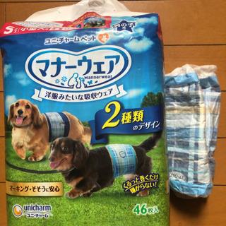 マナーウェア 犬♂サイズS
