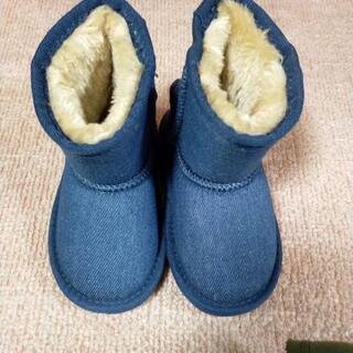 子ども(靴) ムートンブーツ